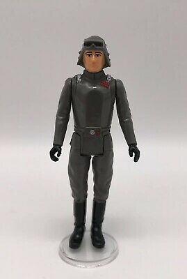 Vintage Star Wars ATAT Commander LFL 1980 Made In Hong Kong Kenner Near Mint