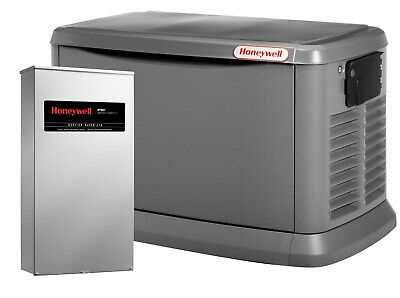 Honeywell 7063 - 20kW Air-cooled Generator Set w/ 200 Amp Switch | (HSB)
