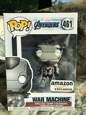 Funko Pop! War Machine Avengers Endgame (Amazon Exclusive) Figure