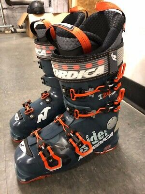 NORDICA SPEED MACHINE 120 Used Mens Ski Boots Size 25.5