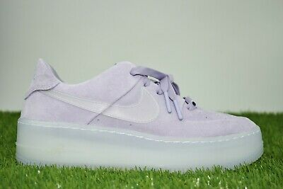 73286c1a8 New Nike Women's Air Force 1 Sage Low LX Size 7.5 Violet Mist AR5409 500