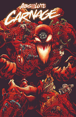 ABSOLUTE CARNAGE #3 Donny Cates Ryan Stegman Marvel NM Pre-Sale 9/18