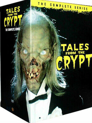 Tales from the Crypt: The Complete Seasons 1 2 3 4 5 6 7(DVD, 2017, 20-Disc Set)