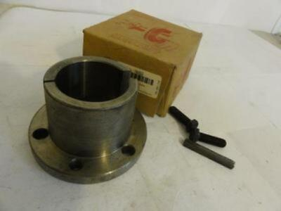 """37809 Old-Stock, Browning  1A393 Bushing, 2-1/8"""" ID, 3-3/8"""" OD"""