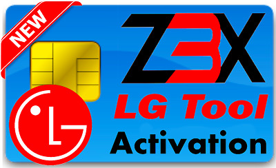 Z3X BOX LG Tool Activation Latest Support 3G 4G Zte Huawei Alcatel