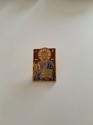 Pin's Pins Religion Catholique Le Christ Icone Russe Russia Kristen