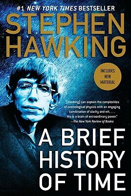 A Brief History of Time: And Other Essays by Stephen Hawking (eBooks, 1998)