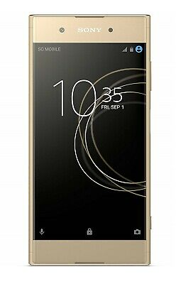 """Sony Xperia XA1 Plus Gold 32GB Android Smartphone 5,5"""" Full HD 23MPX"""