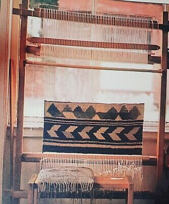 Loom Weaving, Strriped And Tapestey Rugs Braiding,Flat weave  Pattern