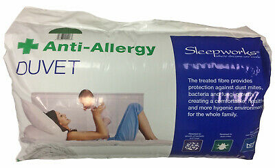 CLEARANCE - 10.5 Tog Anti Allergy Duvet / Quilt - FREE DELIVERY