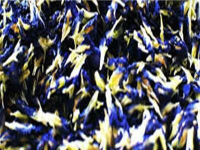 Thai Dried Blue Butterfly Pea Tea Making Flowers Food Coloring 50g, 100g, 200g