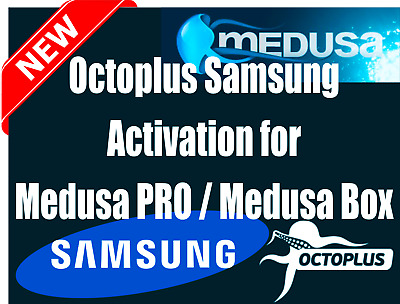 OCTOPLUS BOX ACTIVATED Samsung Lg Frp Reset Drk Repair Unlock Flash