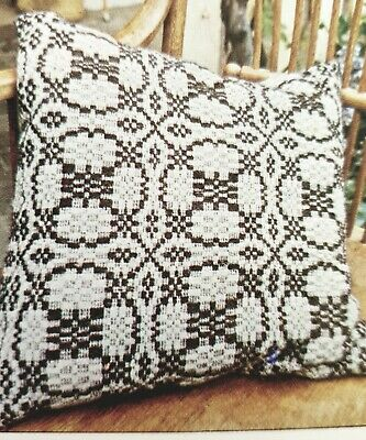 How To make a. Weaved Lace Cushion and read a Weaving Draught  Pattern