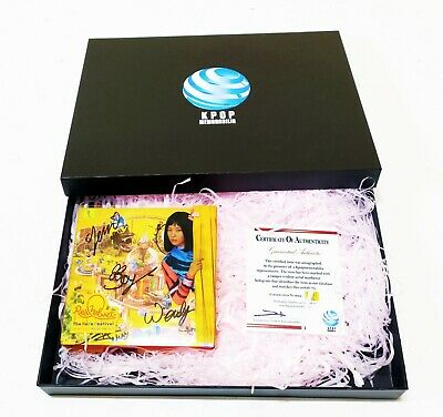 Red Velvet Signed Album The Reve Festival Day 1(Day 1 Irene.) + COA & Package