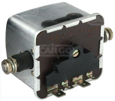 Lucas Type Dynamo Regulator 12V 11/12 Amp Rb108 Ncb119 37365 130040