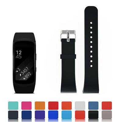 Soft Silicone Watch Strap Band Replacement For Samsung Gear Fit2 R360/Pro R365 X