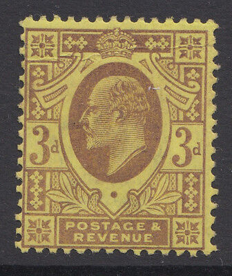 SG 234 3d Purple/Lemon  M20 (5) average mounted mint condition , crease noted .
