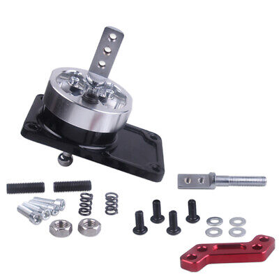 Racing Short Throw Shifter Gear Shift For 85-90 Ford Cosworth T5 Red