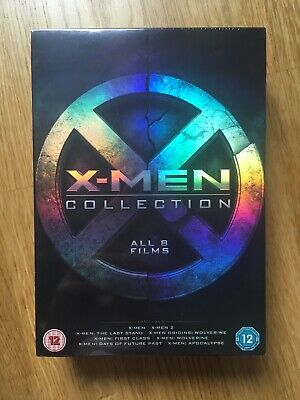 X-Men Collection (8 Films) (DVD) - New/ Sealed