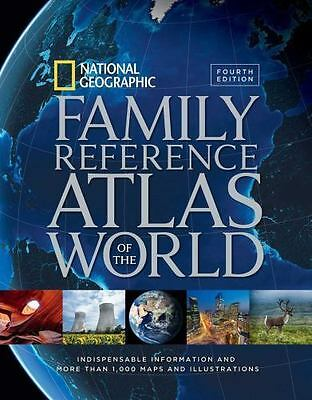 National Geographic Family Reference Atlas of the World, Fourth Edition: Indispe