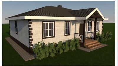Exclusive House Project Russian description (32 Pages in pdf)