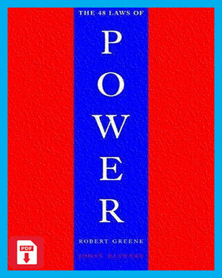 The 48 Laws of Power 2000 by Robert Greene [P*D*F]