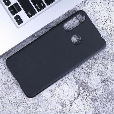 For Wiko View3 View3Pro Lite Black soft TPU Matte Gel skin case back cover