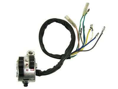 Handlebar Switches with Wires Twin Power 74660H9