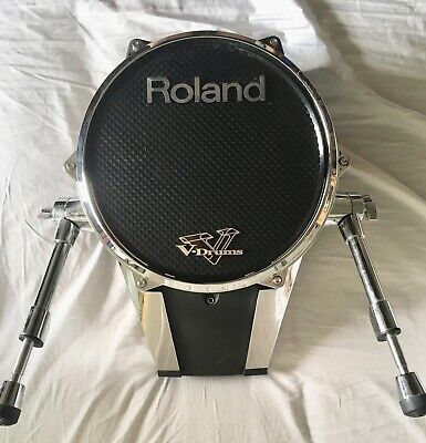 Roland KD-140 BC Electronic Mesh V Drum Bass Drum Kick Trigger. 14 Inch !