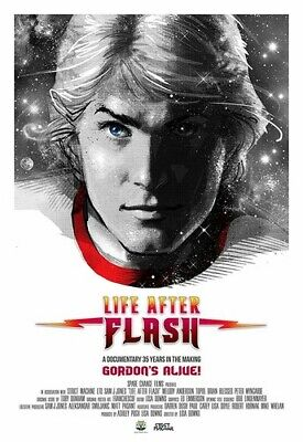 Life After Flash (2019, Blu-ray NEW)