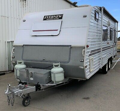 2004 Evernew Caravan 21ft