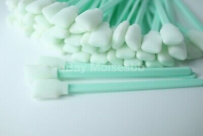50PCS Cleaning Swabs Foam Swabs Sticks For Roland Mimaki Mutoh Epson Printer