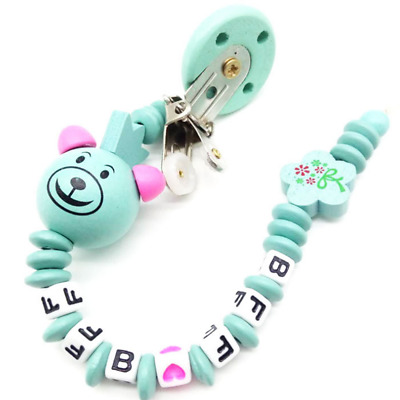 Baby Feeding Teether Pacifiers Clip Baby Star Pacifier Chain dummy Holder Clip