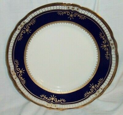 Titanic Woodmere First Class Section Of The R.m.s. Titanic Dinner Plate Rare