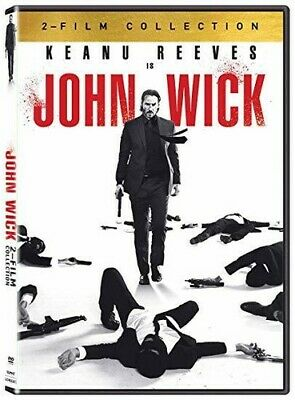 John Wick 2-Film Collection (2019, DVD NEW)