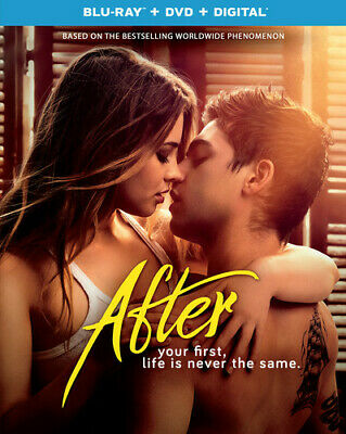 After (2019, Blu-ray NEW)2 DISC SET