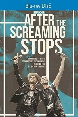 After The Screaming Stops (2019, Blu-ray NEW)