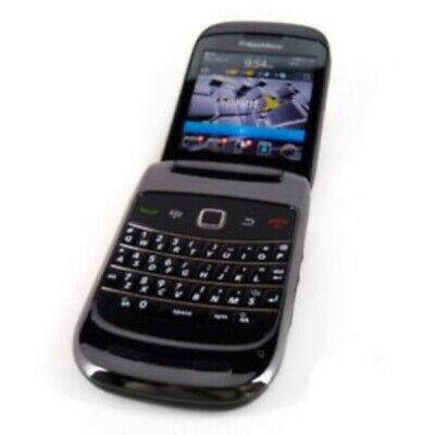 BLACKBERRY 9670 (SPRINT Only) Flip Cell Phone Talk & Text Only Black  Overstock