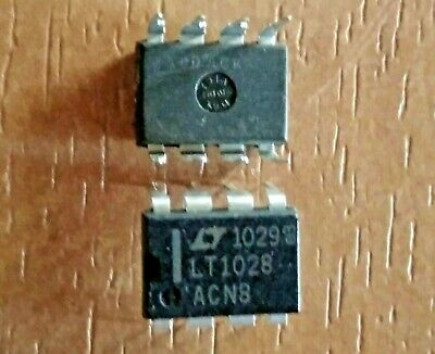 LT1028 ACN Ultralow Noise Precision High Speed Op Amps