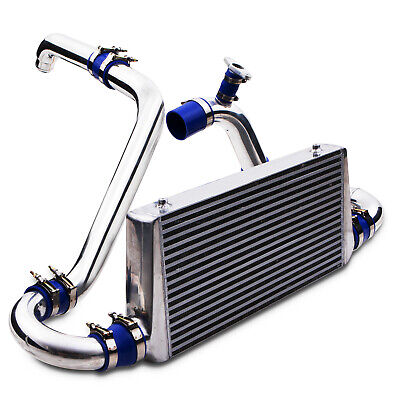 Japspeed Aluminium Front Mount Intercooler Fmic For Mazda 3 Mazda3 2.3 Mps 07-09