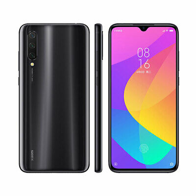 "New Xiaomi Mi CC9 Snapdragon 710 6GB 64GB 6.39"" Dual Sim 48MP Camera Phone Gris"