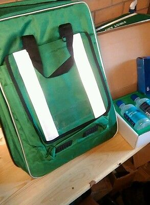 Massive paramedic first aid KIT sports biggest on line FREE ACCIDENT BOOK EMT