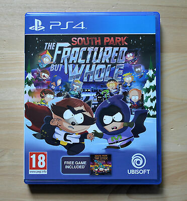 PS4 - South Park: The Fractured but Whole für Playstation 4 (NEU)