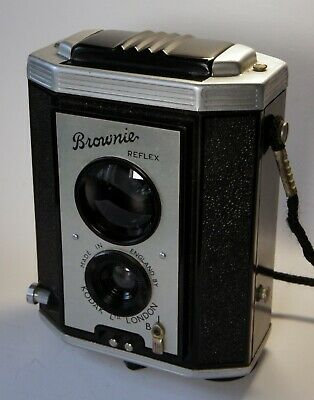 Kodak Brownie Reflex  TLR camera