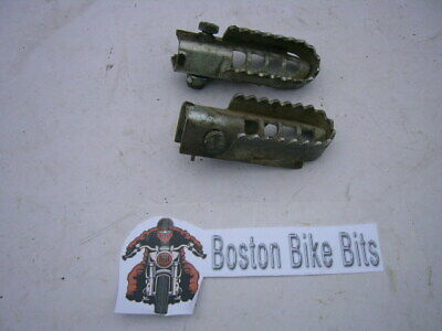 Aprilia SX50 Pair of Front Footpeg Hangers + Mounting Hardware Stock No BBB10734
