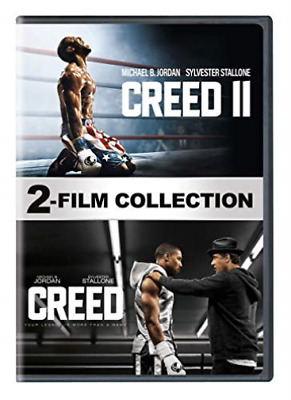 Creed 1 2 DVD NUOVO