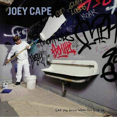 CAPE, Joey - Let Me Know When You Give Up - Vinyl (LP)