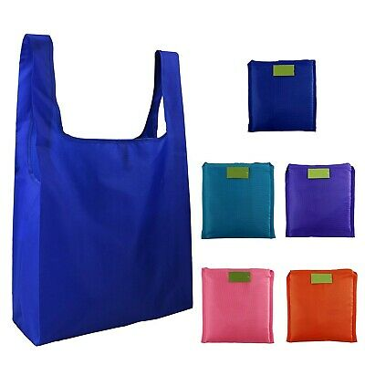 Reusable Foldable Bags 12Pcs Pack for Grocery Shopping FIZ