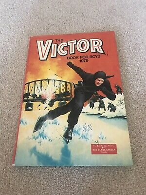Victor Book For Boys Annual 1979