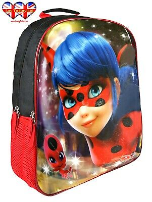 Beach Bag Swimming Bag,Ladybug Miraculous Bag,Official Licensed.